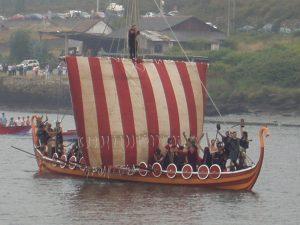 Romería Vikinga - Catoira
